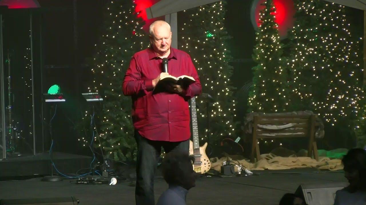 12/24/20 – Christmas Eve Service
