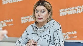Ведущая Наташа Влащенко (интервью) - (2/2)