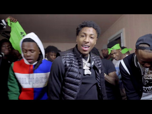 YoungBoy Never Broke Again - Bad Bad [Official Music Video]