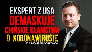 """Jan Jekielek z """"Epoch Times"""" w IPP o CHIŃSKICH KŁAMSTWACH #Koronawirus 2020.03.27"""