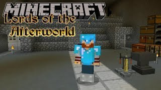 Minecraft | Lords of the Afterworld | #6 TOTEM HUNT