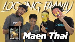 TARIK SIS SEMONGKO x BANG JAGO ! Logong Family - Maen Thai (feat. DJ DESA, Ecko Show, Bossvhino)