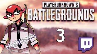 Standoff - Twitch PUBG Highlights - Episode 3