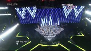 After School - BANG! 2010.06.25 Music Bank Half Year Special Stage [720p]