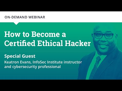 How to Become a Certified Ethical Hacker (CEH) - YouTube