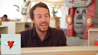 Kanye West albums described by Jake and Amir