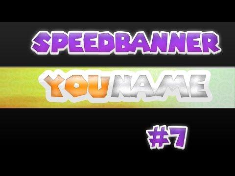 SpeedBanner 7. You Name.