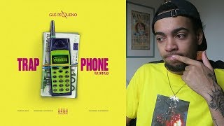 GUE PEQUENO  TRAP PHONE Feat CAPO PLAZA (Reaction)