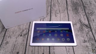 Huawei MediaPad M3 Lite - 10.1 Inch Tablet With Quad Harmon Kardon Speakers - dooclip.me