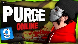 Purge Online | APARTMENT RAIDING! (Garry's Mod)