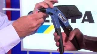 Werkzeug TV - Hand-Blindniet-Setzgeräte