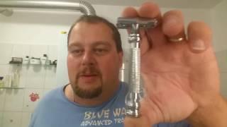 Klaus rasiert sich - Beginner Guide Rasierhobel