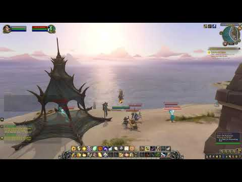 Battle for Azeroth Quest 398: Piercing the Shield (WoW, human, Paladin)
