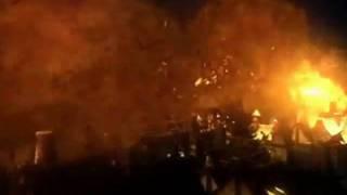 Final Fantasy-The Modern Rome Burning