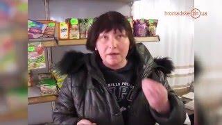 """Террористы """"ДНР"""" избивают заведующую магазина, отнимают продукты и угрожают расстрелять"""