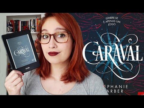 Caraval (Stephanie Garber) | VEDA #24 | Resenhando Sonhos