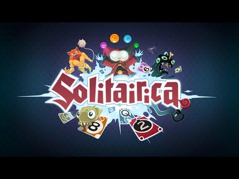 Solitairica: Launch Trailer thumbnail