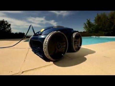 Robot Limpiafondos automatico Zodiac Vortex 3 4Wd - RV 4400 para piscinas