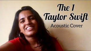 The 1 - Taylor Swift | Folklore | Cover by Saakshi | (Clean)