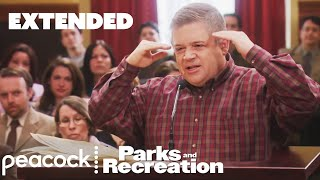 Parks and Recreation - Patton Oswalt's Star Wars Filibuster (Extended Cut)