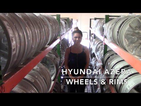 Factory Original Hyundai Azera Wheels & Hyundai Azera Rims – OriginalWheels.com