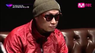 [Vietsub]Unpretty Rapstar ep 06  Jimin vs Cheetah