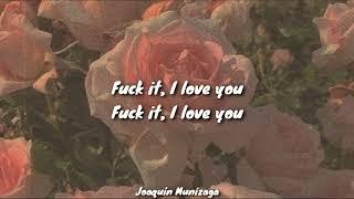 Fuck It I Love You   Lana Del Rey (Lyrics  Letra)