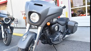 NEW! 2020 Indian Chieftain Test Ride & Review!