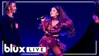 Ariana Grande   Boyfriend Ft. Social House (LIVE At The Lollapalooza 2019 Chicago) (MULTICAM)