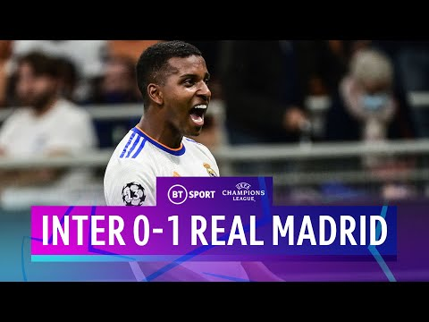 Inter vs Real Madrid</a> 2021-09-15