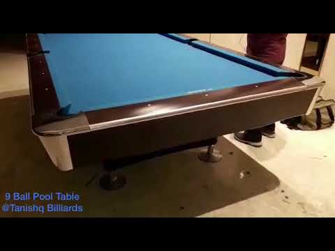 Pool Table - Solid Wooden Pool Table Manufacturer from New Delhi