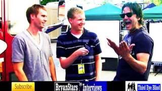 Third Eye Blind Interview <b>Stephan Jenkins</b> MUST SEE 2010