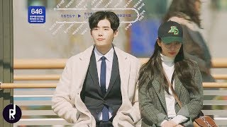 Eddy Kim (에디킴) | When Night Falls | While You Were Sleeping OST PART 1 [UNOFFICIAL MV]