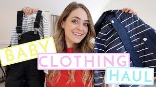 Baby Clothing HAUL: Next & Primark | Fleur De Force