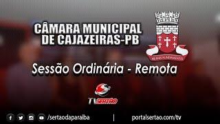 Audiência Pública sobre flexibilização do comércio - Câmara Municipal de Cajazeiras-PB