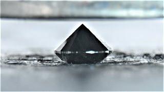 Black Diamond Vs Hydraulic Press - Black Diamonds Matter