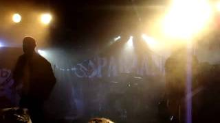 Sparzanza - The Blind Will Lead The Blind (23.2.2011 live at lutakko)