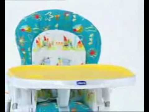 Seggiolone Chicco Polly Magic - NewBabyLand.com