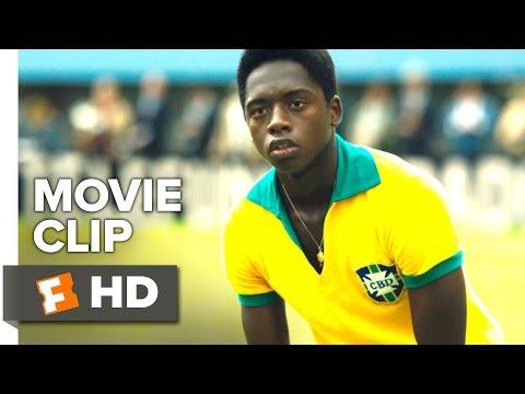 Pelé: Birth of a Legend Movie CLIP - Game (2016) - Kevin de Paula Movie HD