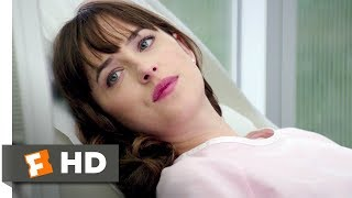 Fifty Shades Freed (2018) - Im Pregnant Scene (8/10) | Movieclips