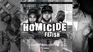 Saint Joe (feat.  Chris Rivers & Chino XL) - Homicide Fetish (Video)