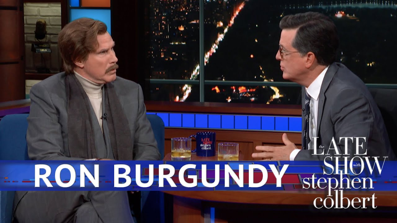 Ron Burgundy: The 'Bueller Report' Is The Story Of 2019 thumbnail