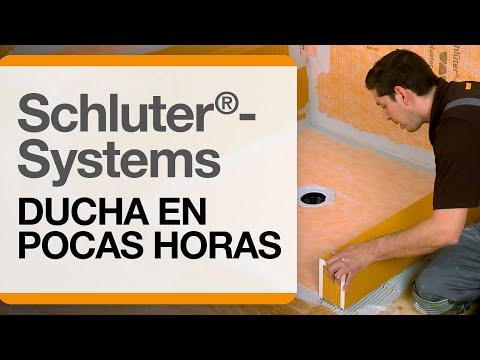 El Sistema de Ducha Schluter® en menos de tres horas