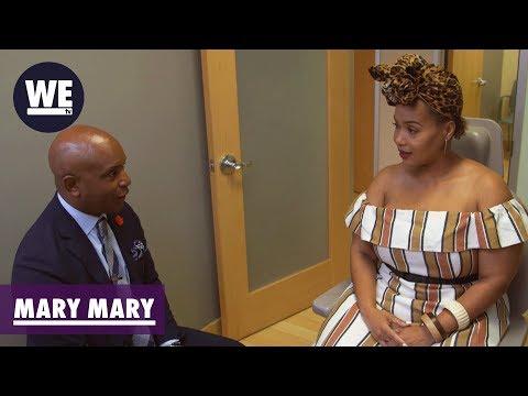 Goo's Big Decision | Mary Mary | WE tv