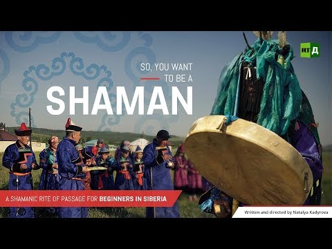 So, You Want to Be a Shaman. A Shamanic rite of passage for ...