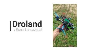 Progreso con Dron FPV (Modo Acro-DVR- HD- Con historial de 7 baterías lipo dron de freestyle)