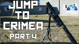 Milsim West Jump To Crimea Part 4 (40 Hour Milsim Game)