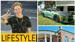 Tanner fox | income | house | net worth | car