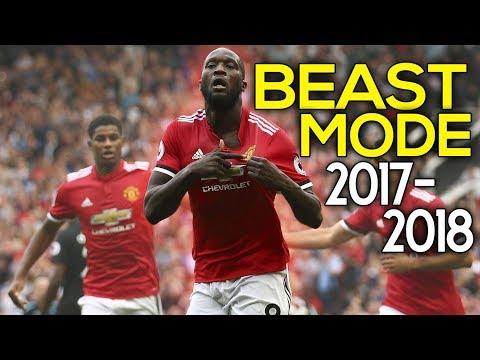 Romelu Lukaku 2017/18 - BEAST MODE ● Destroying Goalkeepers | HD