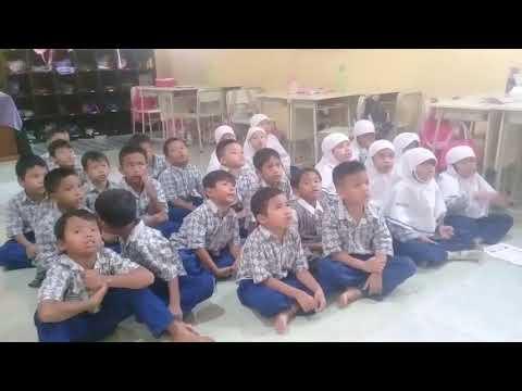 SDIT Banten Islamic School kelas 1B ibnu shina